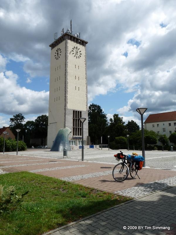 Wasserturm in Schwarzheide