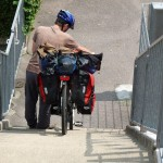 Aber keine Radfahrer freundlichen Übergange!